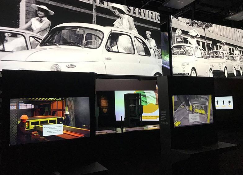 OSC Innovation per il museo del 900
