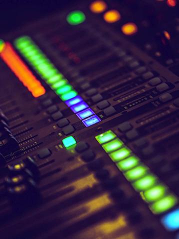 OSC Innovation audio video luci