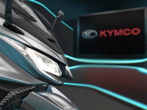 sviluppo 3D per Kymco