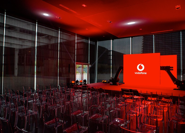 evento Vodafone OSC Innovation