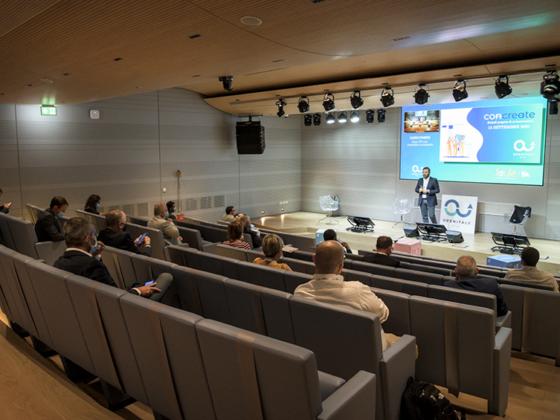 OSC Innovation fornitura strumentazione eventi