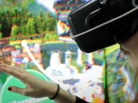 virtualizzazione real time Coop expo Milano