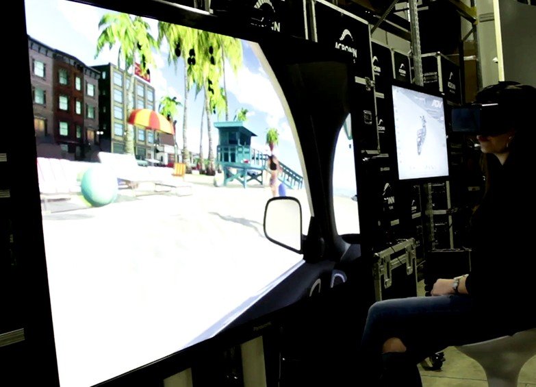creazione e montaggio video 360 per Jeep
